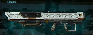 Esamir snow rocket launcher shrike