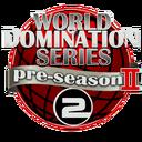 World Domination Series Preseason2 TR Decal