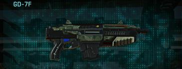 Amerish brush carbine gd-7f