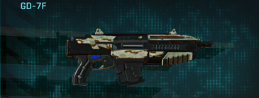 California scrub carbine gd-7f