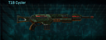 Clover assault rifle t1b cycler