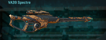 Indar canyons v1 sniper rifle va39 spectre