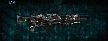 Indar dry brush assault rifle tar