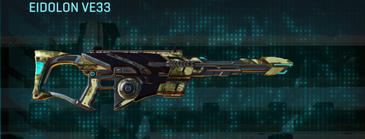 Palm battle rifle eidolon ve33