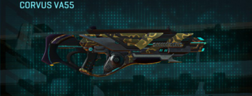 Indar highlands v1 assault rifle corvus va55