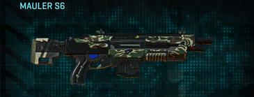 Scrub forest shotgun mauler s6