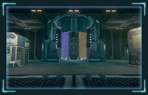Tech Plant - Elevator
