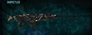 Indar dry brush sniper rifle impetus