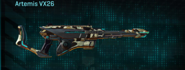 Desert scrub v1 scout rifle artemis vx26