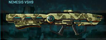Palm rocket launcher nemesis vsh9