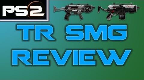 Planetside 2 - Terran Republic SMG review - Mr
