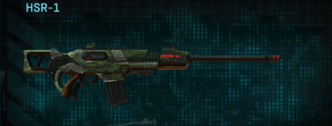 Amerish leaf scout rifle hsr-1