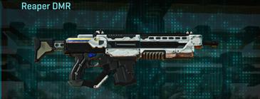 Esamir snow assault rifle reaper dmr