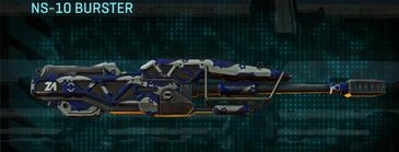 Nc patriot max ns-10 burster