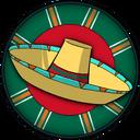 Sombrero Decal