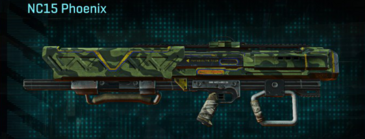 Amerish forest rocket launcher nc15 phoenix