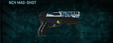 Nc urban forest pistol nc4 mag-shot