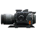 Tr weapon scope dmo x3.4