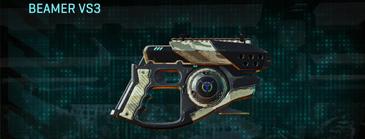 Indar dry ocean pistol beamer vs3