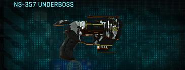 Indar dry brush pistol ns-357 underboss