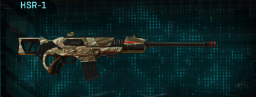 Indar dunes scout rifle hsr-1