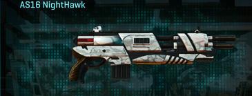 Esamir snow shotgun as16 nighthawk