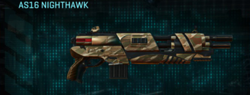 Indar dunes shotgun as16 nighthawk