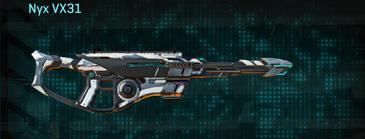 Esamir ice scout rifle nyx vx31