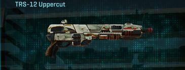 California scrub shotgun trs-12 uppercut