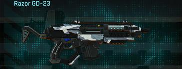 Esamir ice carbine razor gd-23