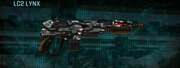 Indar dry brush carbine lc2 lynx