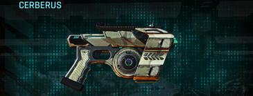 Indar dry ocean pistol cerberus