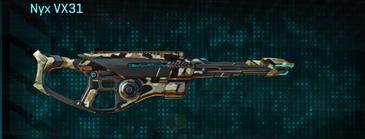 Desert scrub v1 scout rifle nyx vx31
