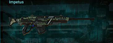 Amerish brush sniper rifle impetus