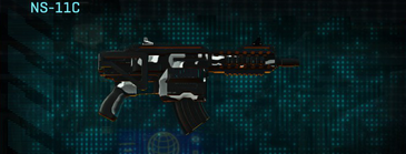 Indar dry brush carbine ns-11c