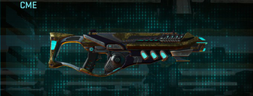 Indar highlands v2 assault rifle cme