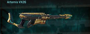 Sandy scrub scout rifle artemis vx26