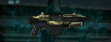 Palm carbine gd-7f