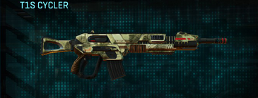 Palm assault rifle t1s cycler