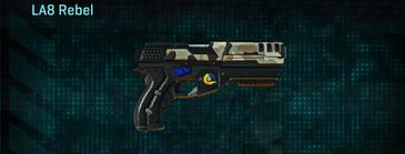 Desert scrub v1 pistol la8 rebel