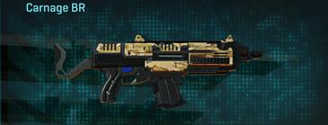 Sandy scrub assault rifle carnage br