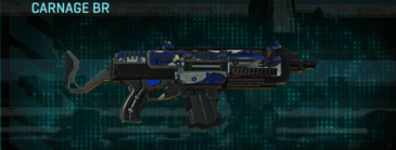 Nc patriot assault rifle carnage br