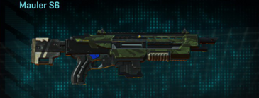 Amerish forest v2 shotgun mauler s6
