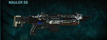 Snow aspen forest shotgun mauler s6