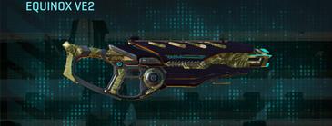 Palm assault rifle equinox ve2