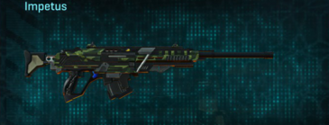 Amerish forest sniper rifle impetus