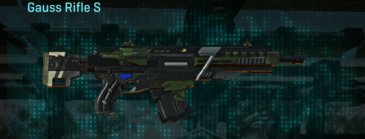 Amerish leaf assault rifle gauss rifle s