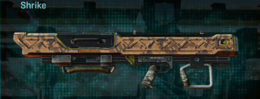 Indar canyons v1 rocket launcher shrike