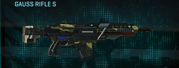 Temperate forest assault rifle gauss rifle s