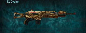 Giraffe assault rifle t1 cycler